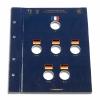 Zubehör für 2-Euro-Münzen Élysée-Vertrag