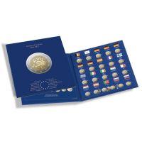 Münzalbum PRESSO, Euro-Collection für 2-Euro-Münzen 10 Jahre Euro-Bargeld