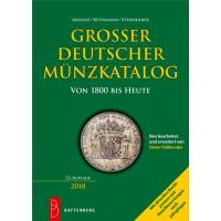 Arnold / Küthmann / Steinhilber, Großer deutscher Münzkatalog von 1800 bis heute, 33.Auflage - Ausgabe 2018