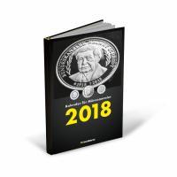 Kalender für Münzsammler 2018, deutsch