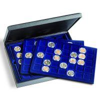 Münzkassette PRESIDIO TRIO für 105 Münzen oder Münzkapseln bis 35 mm Ø