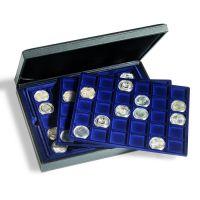 Münzkassette PRESIDIO TRIO für 90 Münzen oder Münzkapseln bis 39 mm Ø