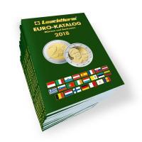 Euro-Katalog 2018 - Euro-Münzen und Euro-Banknotenkatalog 2018