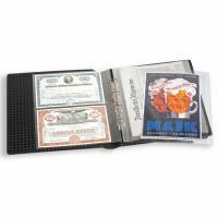 Ringbinder KANZLEI, inkl. 10 Hüllen 1C und Schutzkassette, schwarz