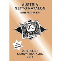 ANK 2018 Briefmarken Österreich Standard Katalog