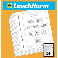 LEUCHTTURM SF-VordruckblätterAzoren 1980-2009
