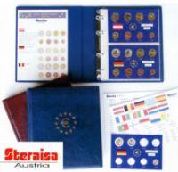 Sternisa Euro-Münzalbum, Binder EUB 3 leer, ohne Blätter