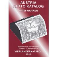 ANK 2019 Briefmarken Vierländer Katalog - Österreich, Deutschland, Schweiz, Liechtenstein