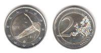 Finnland - 2 Euro 2011 200 Jahre Bank von Finnland