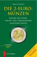 Mario Kamphoff,  Die 2-Euro-Münzen 8. Auflage 2017