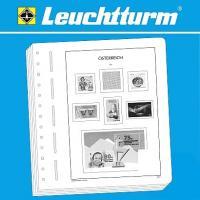 LEUCHTTURM Nachtrag Österreich 2015