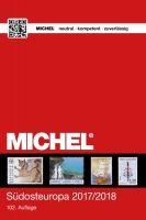 MICHEL Südosteuropa-Katalog 2017/2018 (EK 4)