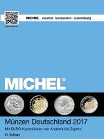 MICHEL Münzen Deutschland 2017