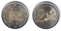 Frankreich - 2 Euro 2008 EU-Ratspräsidentschaft