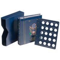 Münzenalbum VISTA, für US-Quarter
