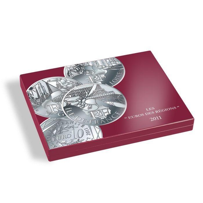 Münzkassette Volterra Uno De Luxe Für 27 10 Euro Münzen Euros Des